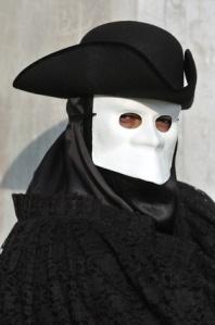 Bauta venetian masquerade mask