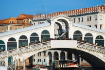 Venezia - Canal Grande - Ponte di Rialto