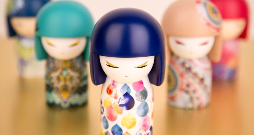 Kimmidoll Collection 2015 Dolls
